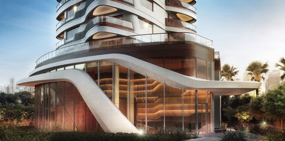 Ferrari Unveils Luxury Residential Project in Sao Paolo