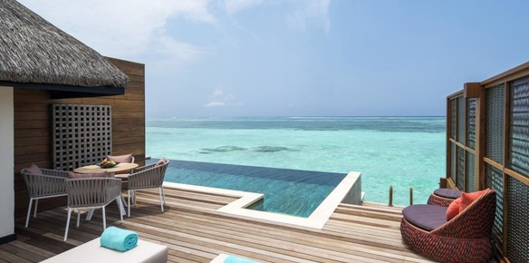 Four Seasons Maldives Unveils New Overwater Suites