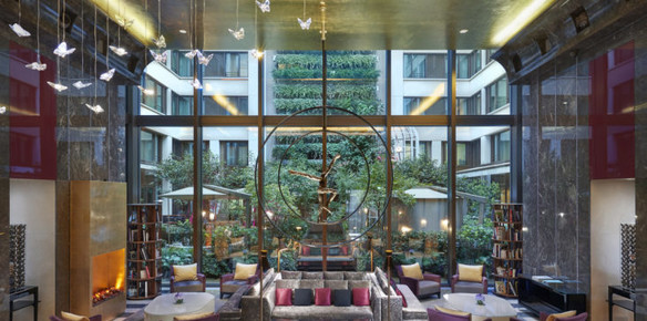 Mandarin Oriental Paris To Host Louboutin Pop Up Nail Bar