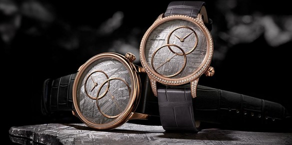 Jaquet Droz Watch Dials Made from Meteorites