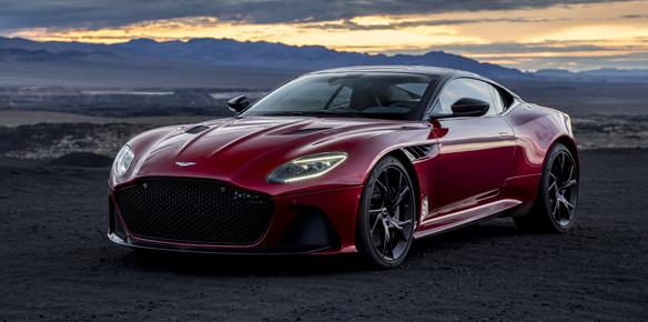 Introducing The Aston Martin DBS Superleggera Superyachtscom - Aston martin latest models