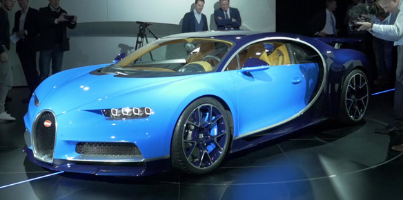 Bugatti Confirms Creation of $6 Million 'Divo' Hypercar