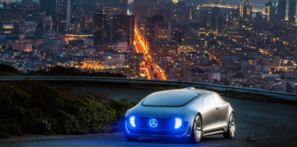 Mercedes-Benz to Start Testing Self-Driving Taxies in California