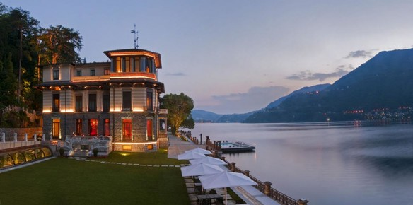 Mandarin Oriental Hotels to Manage Lake Como Luxury Resort
