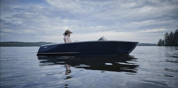 Beau Lake Unveil World's Most Expensive Pedal Boat