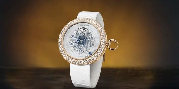 Hysek Launches Debut Women's Watch: The Kalysta Snowflake