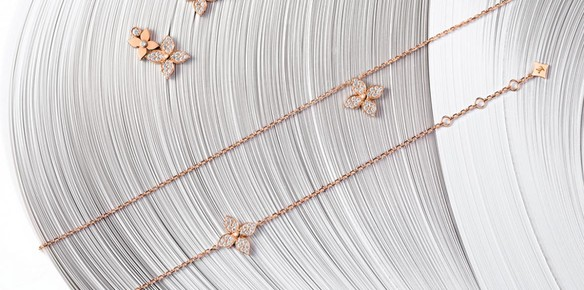 Louis Vuitton Launches Star Blossom Jewellery Collection