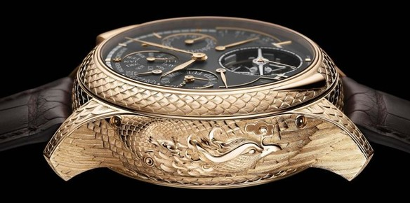 Vacheron Constantin Unveils One-of-a-Kind Watches ahead of SIHH