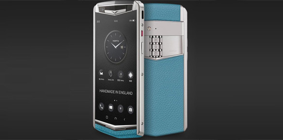 Vertu Rises from the Ashes with Lavish New Handsets