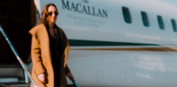 Macallan Offers $46,000 Private Jet & Whisky Experience