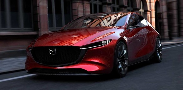 All-New Mazda M3 to Debut at Los Angeles Car Show