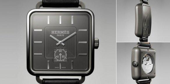 replica hermes carre h watch
