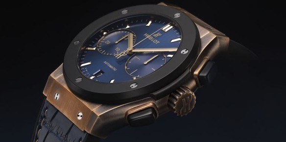 Bucherer Teams Up With Hublot to Create Special Edition Timepiece