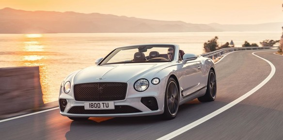 Bentley Take Wraps off 2019 Continental GT Convertible in Los Angeles