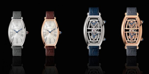 Cartier Showcases Watches ahead of 2019 SIHH 2019