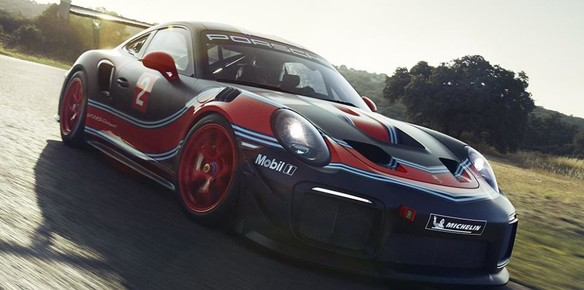 Porsche Announces Track-Only 911 GT2 RS Clubsport
