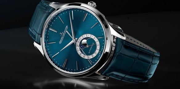 Jaeger-LeCoultre to Debut Master Ultra-Thin Moon Enamel at SIHH 2019
