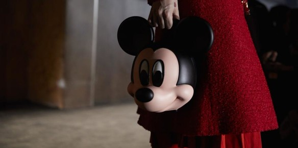 20747c10d Gucci Team up with Disney to Create Mickey Mouse-Inspired Handbag Collection