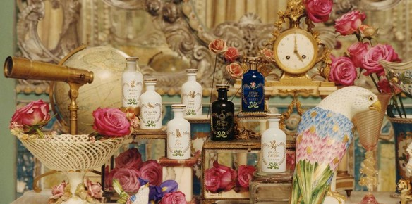 Gucci Launches 'Alchemist's Garden' Fragrance Range