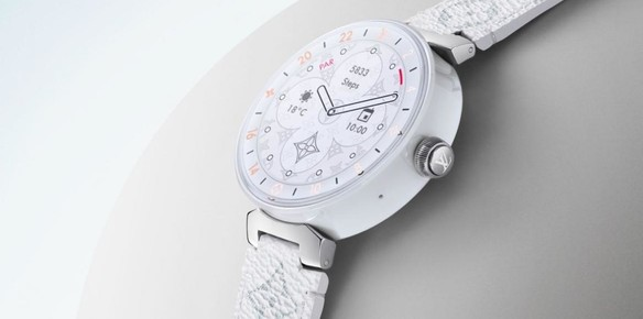 Louis Vuitton Unveil New Tambour Horizon Smartwatch