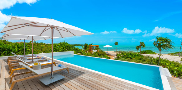 Luxury Private Villas Open on Turks and Caicos Islands