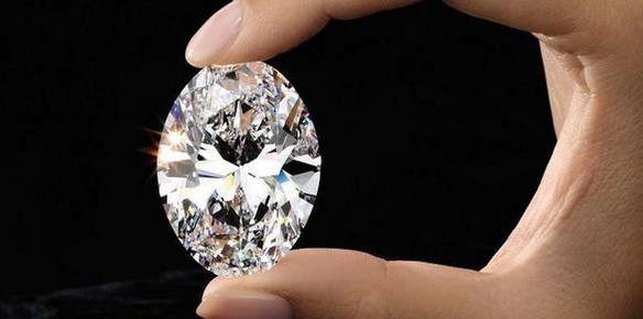 Polished Diamond to go Under the Hammer in Hong Kong for $11.2m
