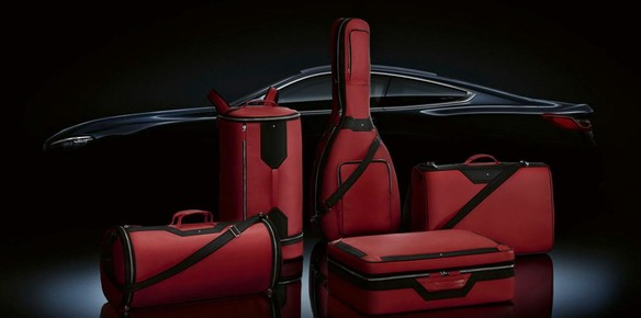 Montblanc Unveil Handcrafted Luxury Luggage Set