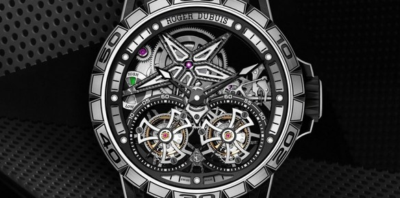 Roger Dubuis Excalibur Timepiece Made for Extreme Conditions