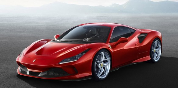 Ferrari F8 Tributo Pays Homage to Iconic Models of Yesteryear