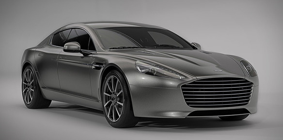All-Electric Aston Martin to Feature in Next Bond Movie