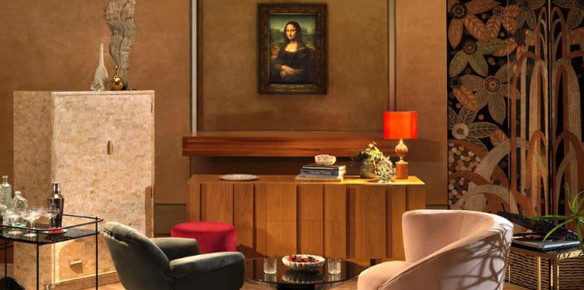 Airbnb Offering One Night With The Mona Lisa