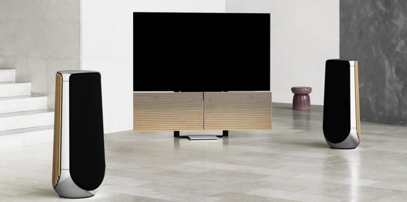 Bang & Olufsen Unveil $20,000 TV-Turned-Sculpture