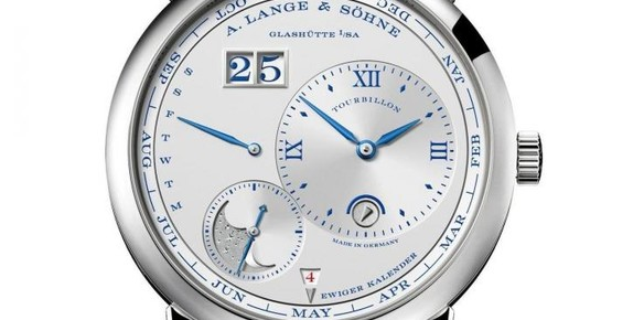 A. Lange & Söhne Launch Most Complicated Watch of its Lange 1 Anniversary Series