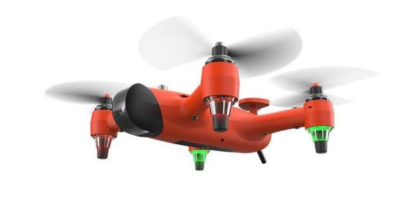 Waterproof Sports Drone Can Fly, Float and Swim