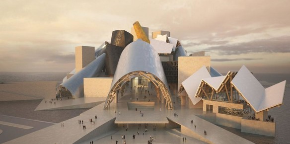 Construction Set to Begin on Abu Dhabi's Guggenheim