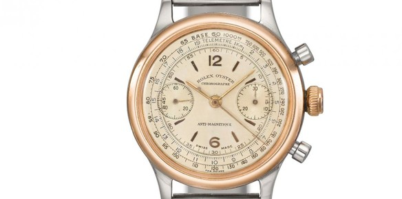 Andy Warhol's Rare Rolex Oyster Chronograph to go Under the Hammer