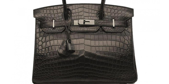 Rare Hermes Birkin Bag Sells for $208k at Christies Auction