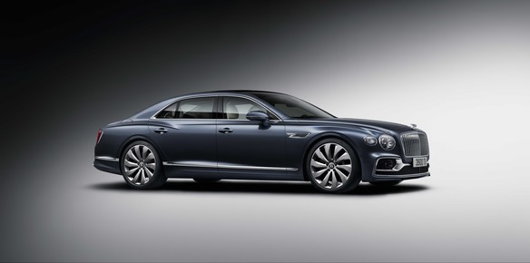 All-New Bentley Flying Spur: Sports Sedan Meets Luxury Limousine