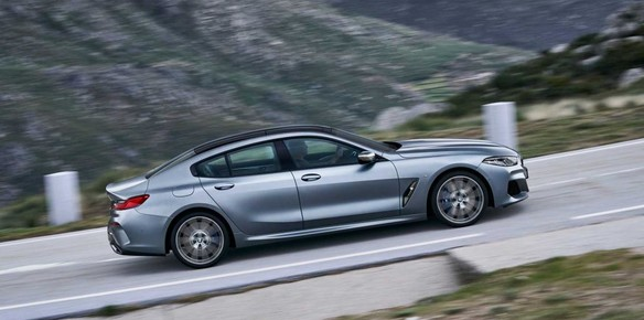 BMW Launch 2020 8-Series Gran Coupe