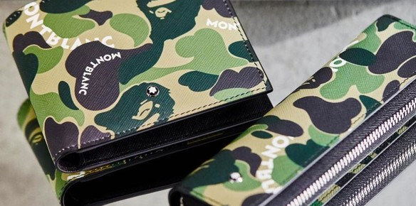 Introducing the New Bape X Montblanc Capsule Collection