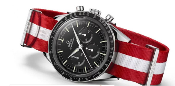 Omega Launches Special Edition Speedmaster