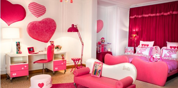 Luxury Paris Hotel Offers Barbie-Themed Room | superyachts.com