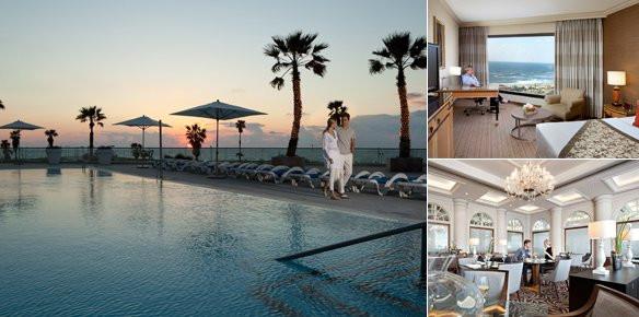 David Intercontinental Tel Aviv Luxury Superyachts Com