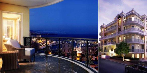 New Luxury Residences Open In Monaco Superyachts Com