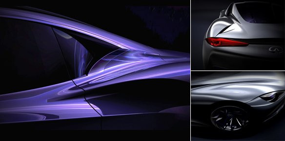 Images Courtesy Of Infiniti Motors