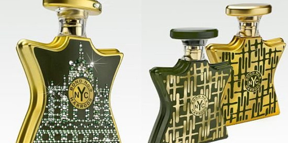 Bond No.9 'Harrods for Her' and 'Harrods for Him' fragrances