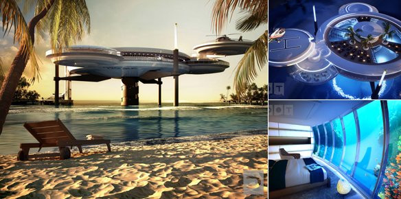 An Undersea Hotel Is Set To Be Built In Dubai After Agreement Develop It Was Unveiled This Week