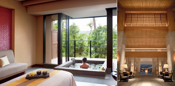 Ritz carlton okinawa luxury resort opens in for Design hotel okinawa
