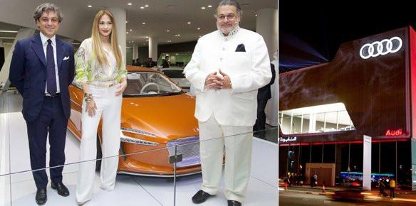 Audi Open Largest Dealership In Dubai Superyachts Com