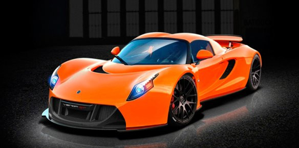 Hennessey to Launch Venom GT2 Supercar
